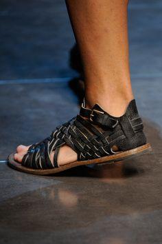 Men's Fashion and Style Aficionado: Dolce & Gabbana Men's Spring 2013 Footwear