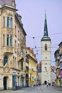 Erfurt     Erfurt, Thüringen, Deutschland