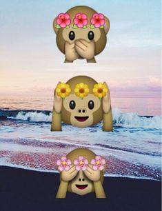 Wallpaper emoji hipster - image #2231731 by LADY.D on Favim.com