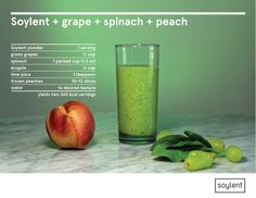 Directions: Add all ingredients to a blender and blend until frozen peaches are crushed and mixture is smooth.