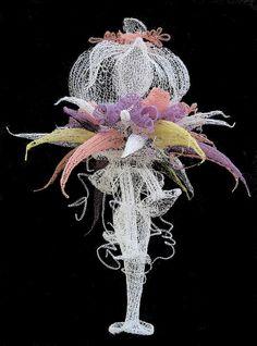 Anita Bruce : interpretation of Haeckel's Siphonophora