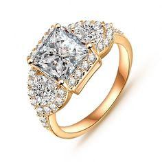 Christina Trinity wood | Compra anillo de oro grande online al por mayor de China, Mayoristas ...
