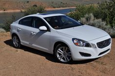 Volvo S60 T5 AWD: My next car for sure!  Drove one---love it!  Rides so SMOOTH!!!!!