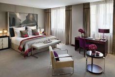 Modern Luxury Master Bedroom Design 2013