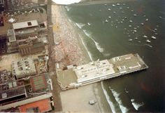 Who remembers the Beach Boys concert in Atlantic City? Photo via M. McCabe.