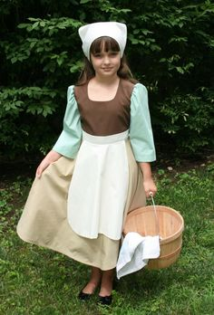 CINDERELLA Housework RAGS Costume CUSTOM Size by mom2rtk on Etsy, $109.99