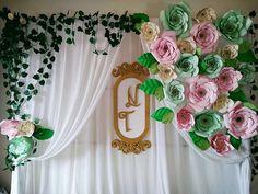 Dekorasi akad nikah by @peachandpistachio  Bunga kertas by @bungakertas_palembang . . Let's celebrate your moment with us❤  #NopanTariWedding #partyplanner #partyplannerpalembang #eventplanner #dekorasi #palembang partyplannerpalembang #dekorasi #partyplanner #eventplanner #nopantariwedding #palembang#eventprofs #meetingprofs #eventplanner #eventtech