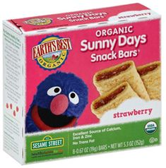 $1.50/2 Earth's Best Boxed Snacks Coupon! ONLY $1.13 each at Walmart!