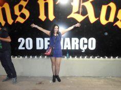 Show do Guns N' Roses (South American Tour 2014)