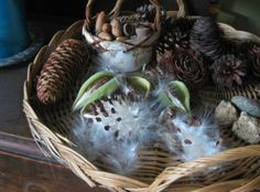 nature altars | Creating an altar to Nature's beauty | Flea Market Gardening - Pinned by The Mystic's Emporium on Etsy