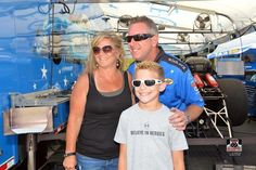 Tommy J JR & Team Racing in Bristol Tennessee for the Thunder Valley National's in the MAKE A WISH T/F F/C