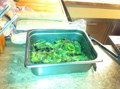Making your own Sweet Peppers for an Italian Beef Sanswich....