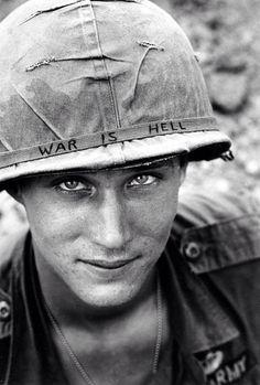 Un identified soldier Vietnam 1965