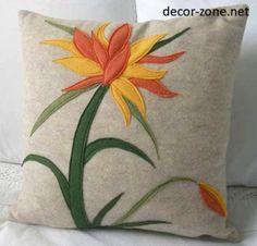 handmade sofa pillows
