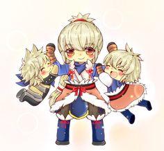 naehja:   Takumi and his precious babies  Source ...