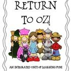 This file is a 25 page download of fairy tale activites for the book The Wizard of Oz.  Included in this file you will find the following: Charac...