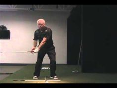 Online Golf Instruction - Upward Motion to Create Downward Thrust
