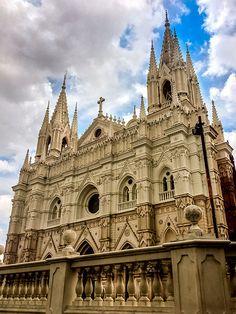 Catedral Nuestra Señora de Santa Ana en Santa Ana. ◆El Salvador - Wikipedia http://es.wikipedia.org/wiki/El_Salvador #El_Salvador