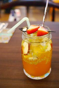 凍招牌水果茶 @Espuma