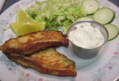 Luscious Low Carb: Low Carb Batter Fried Fish / Like tempura batter Healthy Chicken Recipes, Fish Recipes, Seafood Recipes, Seafood Meals, Seafood Dishes, Salmon Recipes, Dinner Recipes, Atkins Recipes, Gratin