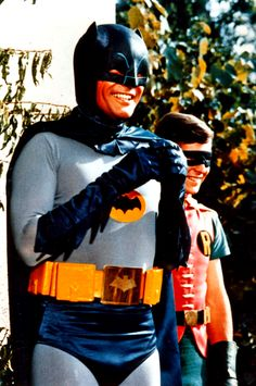Batman TV Series (1966 - 1968)                    Who remember watching this on Saturday mornings?