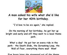A Man Takes His Wife On A Birthday She'll Never Forget