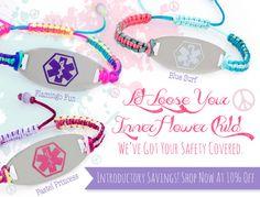 Medical ID Bracelets, Medical Alert Jewelry, Medical Alert Bracelets