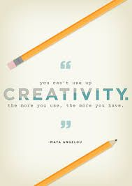 creativity maya angelou quote - Google Search