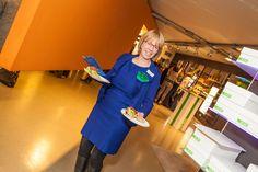 Ann is serveuse van dienst #helbigcafe