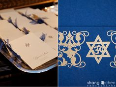 I like the Star of David with the Om inside - very creative.