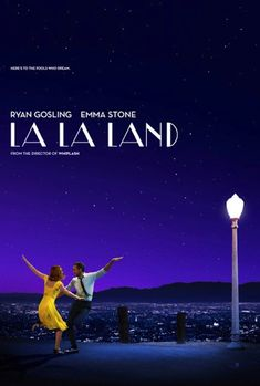 Image result for lala land poster