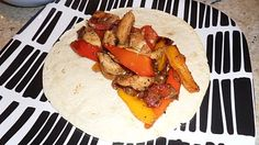 Sizzling Chicken Fajitas : Cookin' with Moxie