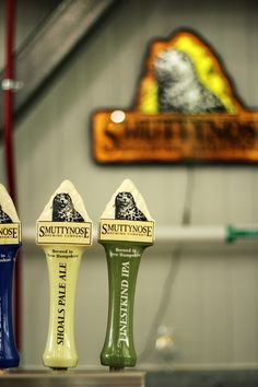 Smuttynose Brewing Company, Portsmouth (New Hampshire).