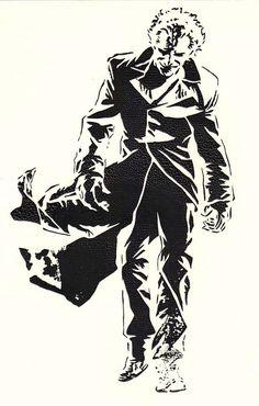 Joker Stencil Print Out Related Keywords & Suggestions - Joker ...