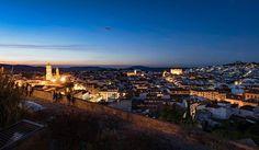 Placeres de la vida es contemplar estos atardeceres #Antequera