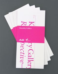 Proud Creative for Kemistry Gallery - via September Industry