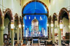 Fotos mostram dez novos usos de templos religiosos falidos