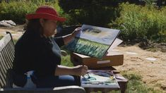 How to Watercolor: Pine River, MN Painting Part Jane adds more details as the sun continues to change the light on her painting. Watercolor Tips, Watercolor Paintings, River Painting, Pine, Change, Videos, Art, Pine Tree, Art Background