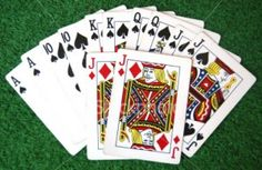 Pinochle!  My favorite card game!  :)