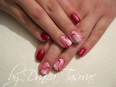 Duska... by danicadanica - Nail Art Gallery nailartgallery.nailsmag.com by Nails Magazine www.nailsmag.com #nailart