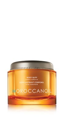 179ef94b81725 MoroccanOil Body Buff - a gentle exfoliant which sloughs away dead skin. We  recommend using the Body Buff once a week to keep your summer tan strong and  ...