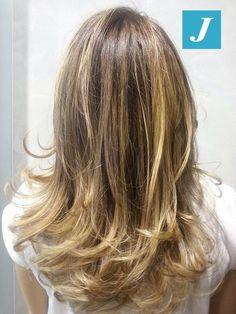 Tutte le sfumature che vuoi. Solo...Degradé Joelle! #cdj #degradejoelle #tagliopuntearia #degradé #igers #naturalshades #hair #hairstyle #haircolour #haircut #longhair #style #hairfashion