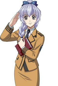 Full Metal Panic Tessa