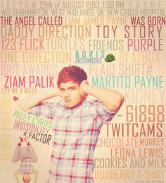 Liam Payne, One Direction, 1D .xx