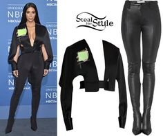 "The kardashians have always been style icons. This website breaks down popular outfits worn by Kim and tells you exactly where you can get it. Consumers can dress just like Kim with the help of ""steal my style"". Since most items are quite expensive I think since the outfits are broken down, consumers can more easily take inspiration and find the items for less elsewhere. Kayla Snellgrove"