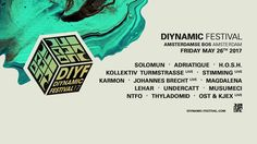 Diynamic Festival Amsterdam 2017: Diynamic Festival Amsterdam returns to the Dutch capital on Friday, May 26th, for its fifth edition.…