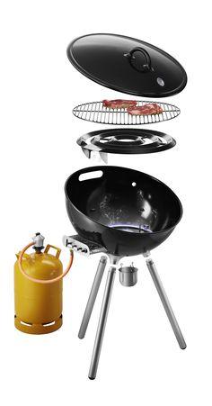FireGlobe Gas grill by Eva Solo