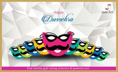 May this #Dussehra light up your hopes of happiness and bring you great success. #Jewelrich wishes you #HappyDussehra.
