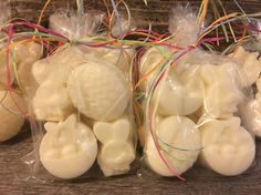 Easter Mini Guest Soap Set|Handcrafted Soap with Goat's Milk