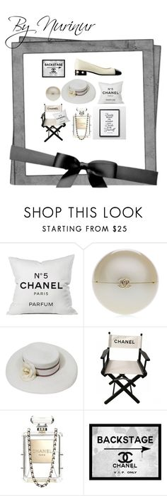 """BASIC CLASIC CHANEL TRADITION"" by nurinur ❤ liked on Polyvore featuring Chanel and Picture Perfect"